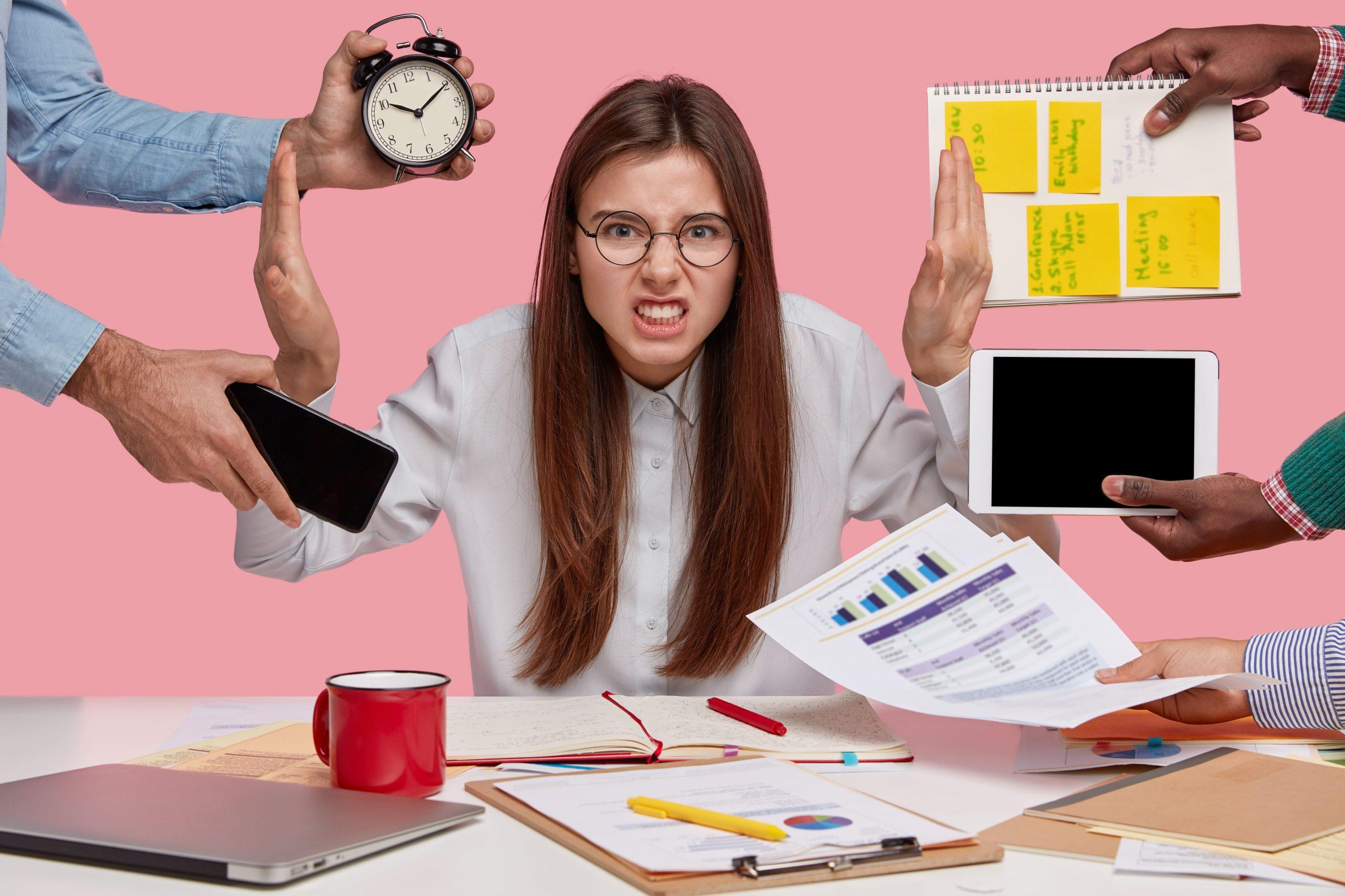 آموزش کارآفرینی،کارافرینان،استرس